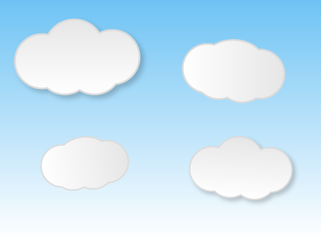雲の作りかた
